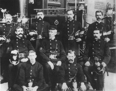Eaton Hall Fire Brigade
