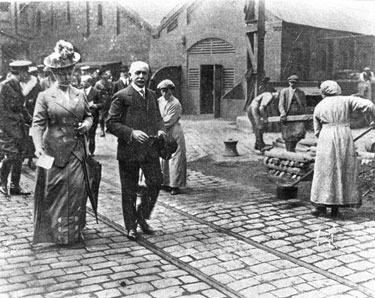 Chester, Charles Street, off Brook Street