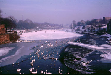 Chester, River Dee