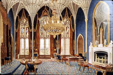 The Saloon, Eaton Hall