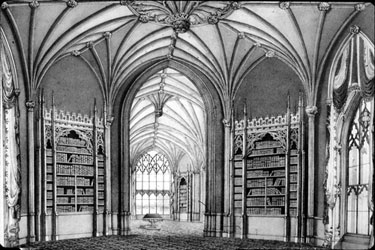 The Library, Eaton Hall