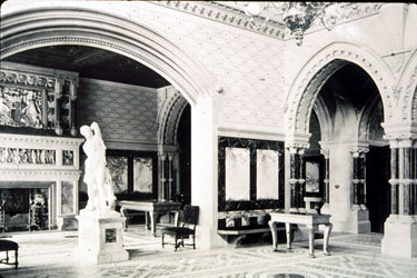 Eaton Hall, Reception room