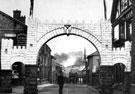 View: c00489 Northwich: Salt Arch in Witton Street