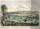 View: c01091 Macclesfield: West Park lithograph