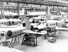 View: c02555 Woodford: Avro Anson Production
