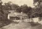 View: c08738 Place unknown: Unidentified house