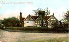 View: c10470 Alderley Edge: Nether Alderley,Old Hall at Soss Moss