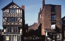 View: c11673 Chester: Lower Bridge Street.