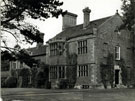 View: c12883 Knutsford: Mobberley Old Hall, Mobberley