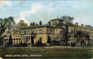 View: c12981 Nantwich: Brine Baths Hotel