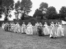 View: ch1764 Chester: Chester College, Chester Historical Pageant
